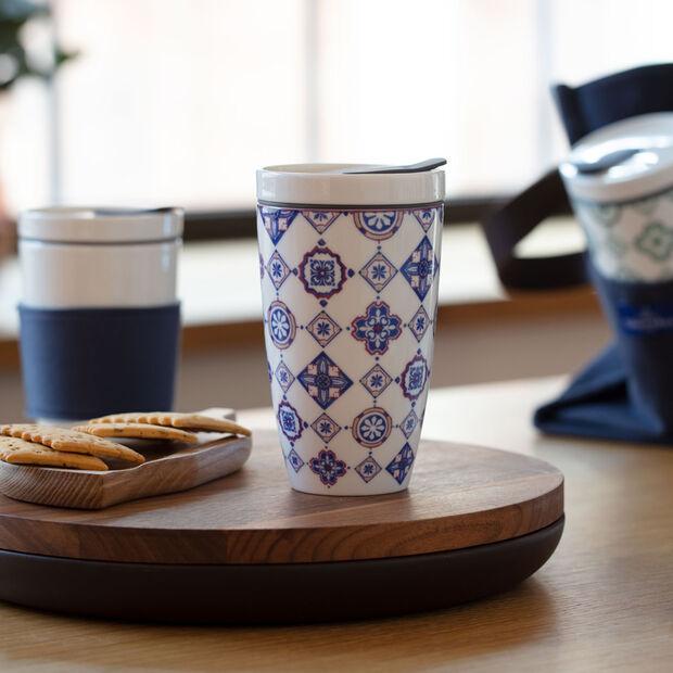 Modern Dining To Go Indigo kubek Coffee to Go, , large