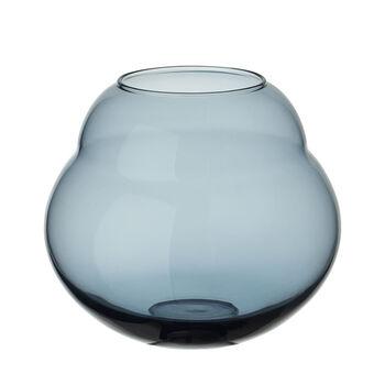 Jolie Bleue wazon / szklany świecznik