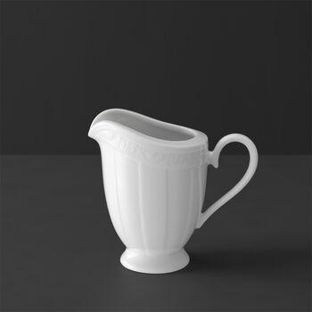 White Pearl mlecznik dla 6 osób