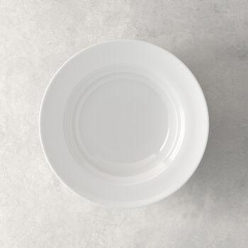 NEO White talerz głęboki 23x23x6cm