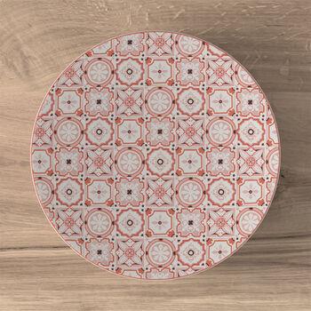 Modern Dining talerz śniadaniowy, Rosé Caro