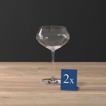 Purismo Bar czarka do szampana zestaw 2 el.
