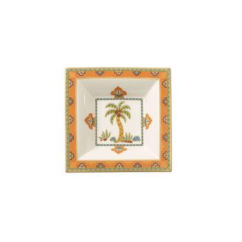 Samarkand Mandarin miseczka kwadratowa 14x14cm