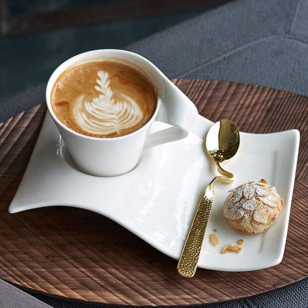 NewWave Caffè mały spodek do filiżanki do kawy 20 x 14 cm, , large