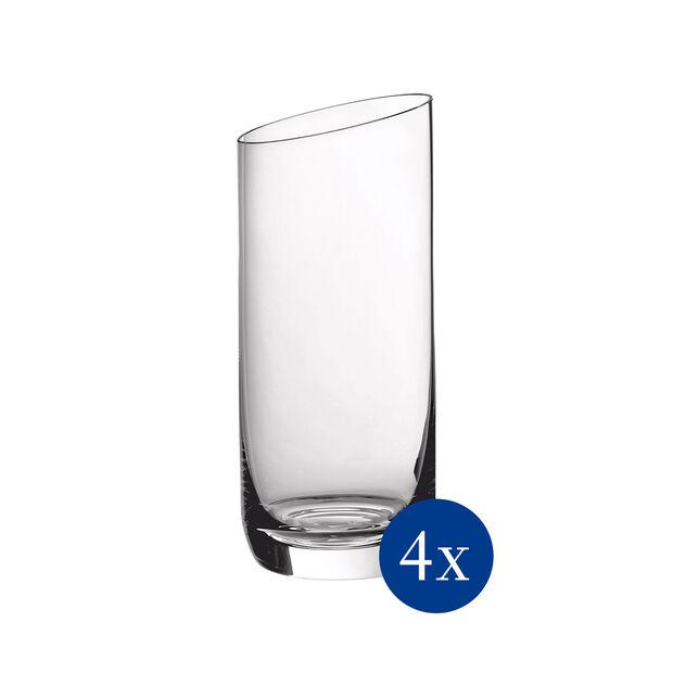 NewMoon zestaw szklanek do long drinków, 370 ml, 4-częściowy, , large