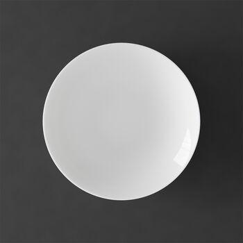 MetroChic blanc talerz głęboki, średnica 20 cm, głębokość 5 cm, biały