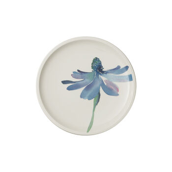 Artesano Flower Art talerz śniadaniowy