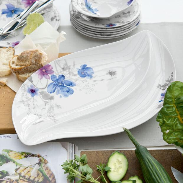 Mariefleur Gris Serve & Salad talerz do serwowania, , large