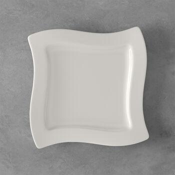 NewWave kwadratowy talerz śniadaniowy