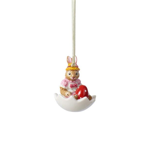 Bunny Tales ozdoba Anna w skorupce jajka, , large