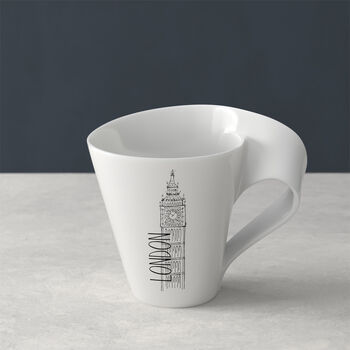 Modern Cities kubek do kawy, London, 300 ml