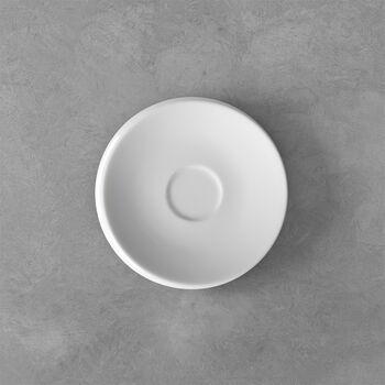 NewMoon spodek do filiżanki do espresso, biały