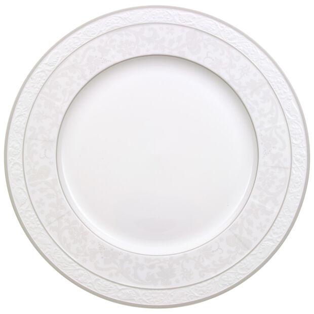Gray Pearl półmisek okrągły, płaski, , large