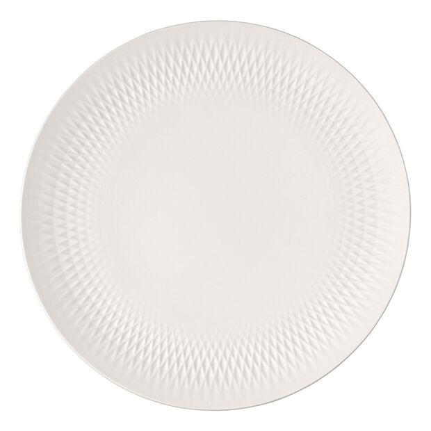 Manufacture Collier miska, biała, , large