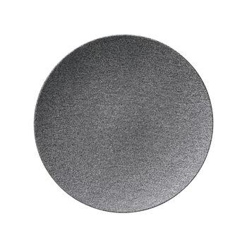 Manufacture Rock Granit talerz płaski, Coupe, 27 cm, szary