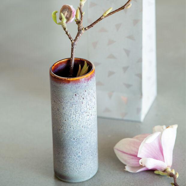 Lave Home wazon Cylinder, 7,5x7,5x20 cm, Beige, , large