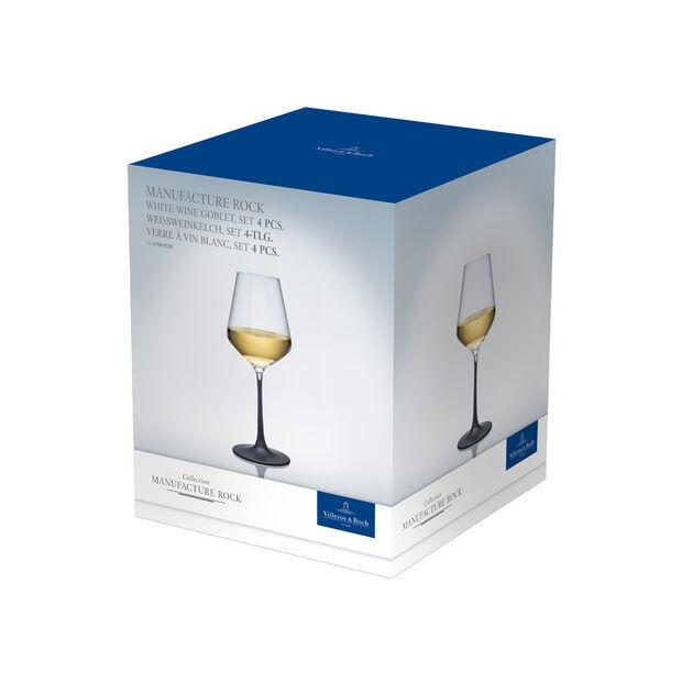 Manufacture Rock kieliszek do białego wina, 4 szt., 380 ml, , large