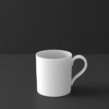 MetroChic blanc filiżanka do kawy, 210 ml, biała