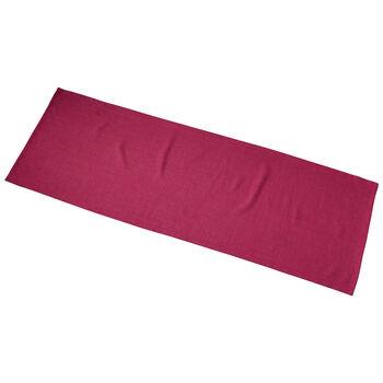 Textil Uni TREND Bieżnik Red Plum 50x140cm
