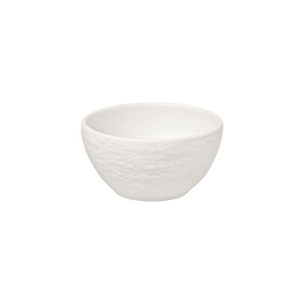 Manufacture Rock Blanc miseczka do dipów, biała, 8 x 8 x 4 cm, , large
