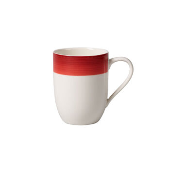 Colourful Life Deep Red kubek do kawy