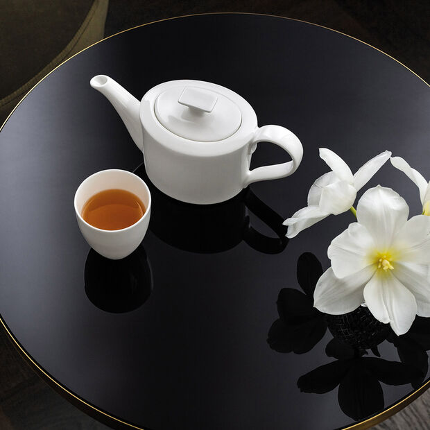 MetroChic blanc Gifts Filiżanka do herbaty 7x7x7cm, , large