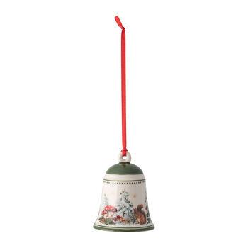 My Christmas Tree dzwonek wiewiórki, 5,5 x 5,5 x 6,9 cm