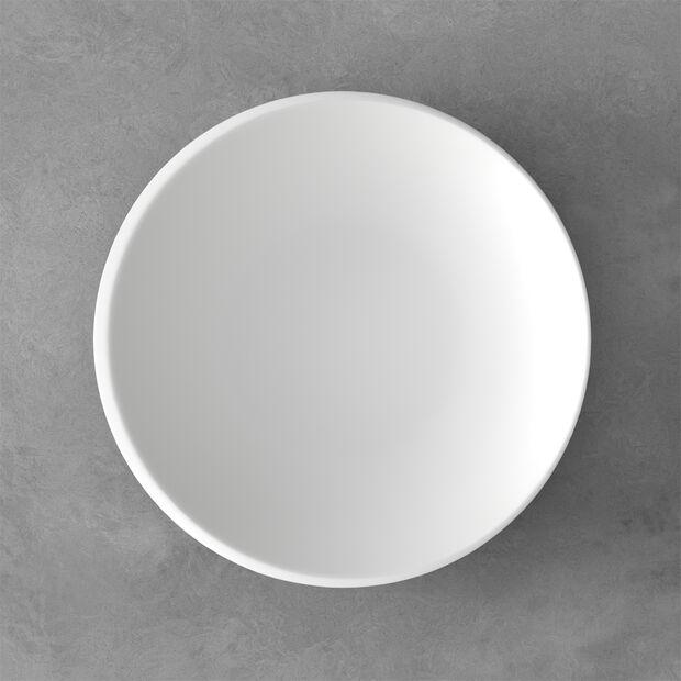 NewMoon miseczka indywidualna, 950 ml, biała, , large