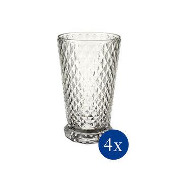 Boston Flare szklanka do long drinków, 4 sztuki