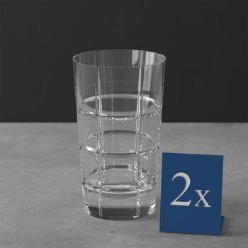 Ardmore Club zestaw szklanek do long drinków 2 el.