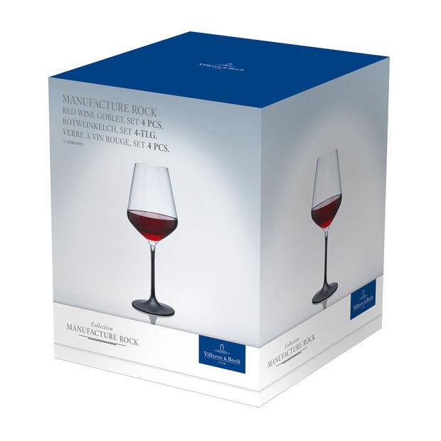 Manufacture Rock kieliszek do czerwonego wina, 4 szt., 470 ml, , large