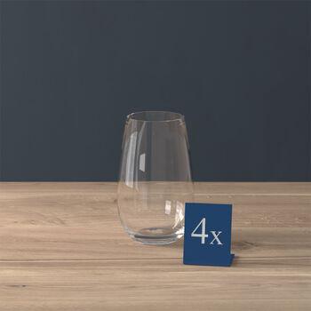 Entrée szklanka duża, 620 ml, 4 szt.