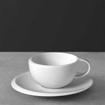 NewMoon Filiż.kawa&spodkiem 2el. 17x17x6,5cm