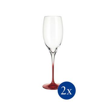 Allegorie Premium Rosewood kieliszek do wina Riesling zestaw 2-częściowy 262mm
