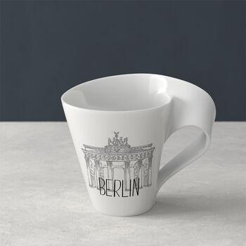 Modern Cities kubek do kawy, Berlin, 300 ml