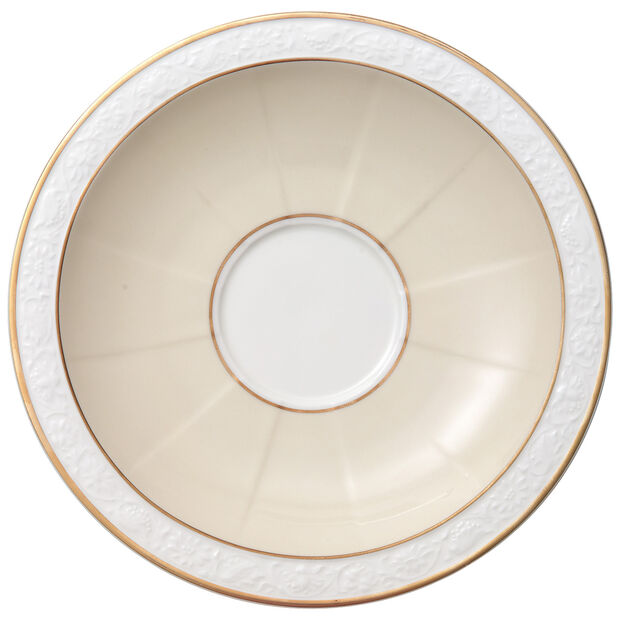 Ivoire Spodek do filiżanki śniadaniowej 18cm, , large