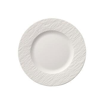 Manufacture Rock Blanc talerz śniadaniowy