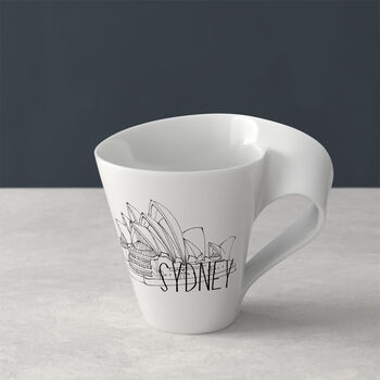 Modern Cities kubek do kawy, Sydney, 300 ml