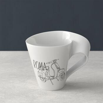 Modern Cities kubek do kawy, Rome, 300 ml