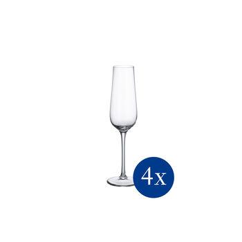 Purismo Specials Kieliszek szampan Set 4 pcs