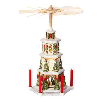 Christmas Toys Memory piramida bożonarodzeniowa