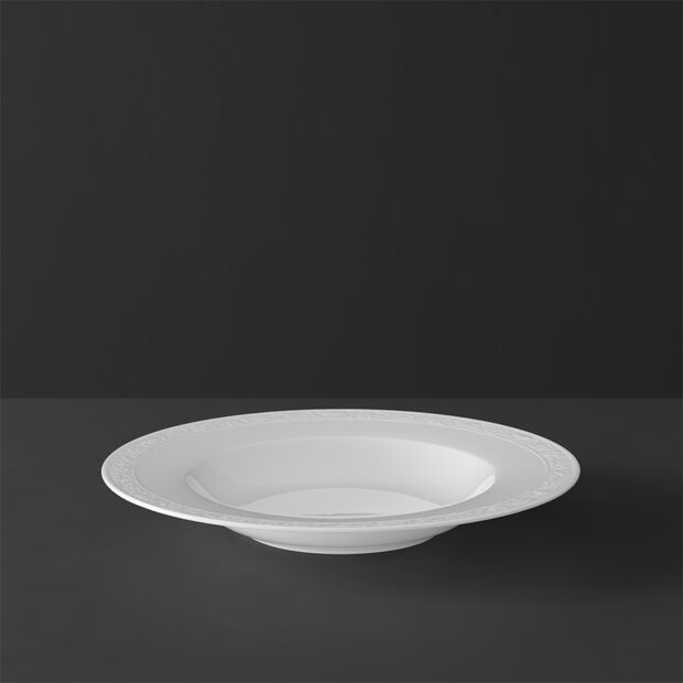White Pearl talerz głęboki, , large