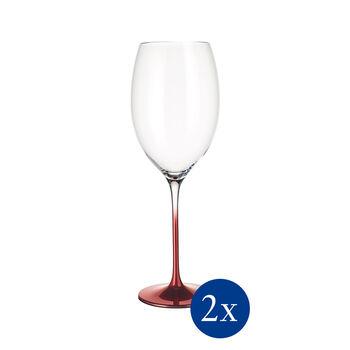 Allegorie Premium Rosewood kieliszek do wina Bordeaux zestaw 2-częściowy 278mm
