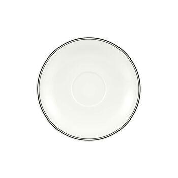 Charm & Breakfast Design Naif spodek do filiżanki do białej kawy XL 20cm