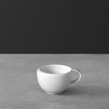 NewMoon filiżanka do espresso, 100 ml, biała
