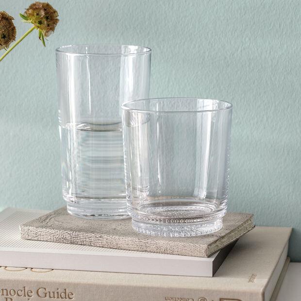 like by Villeroy & Boch it's my match zestaw szklanek do wody, przezroczysty, 9 x 10 cm, 2-częściowy, , large