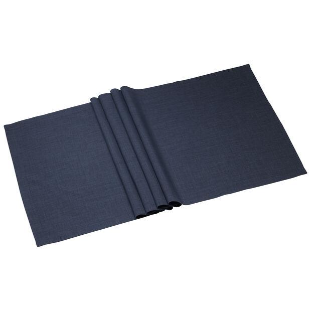 Textil Uni TREND bieżnik antyczny błękit 50x140cm, , large