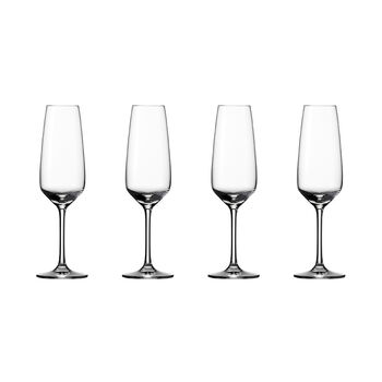 vivo   Villeroy & Boch Group Voice Basic Kieliszek do szampana, zestaw 4-częściowy