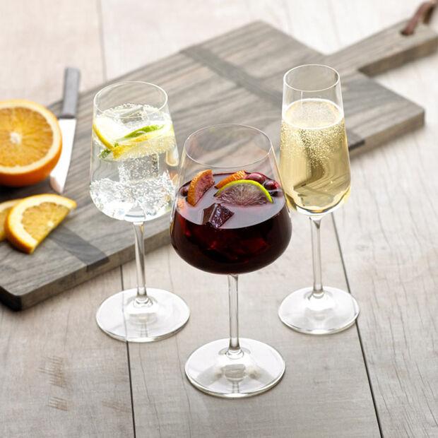 Ovid kieliszek do szampana zestaw 4 szt., , large