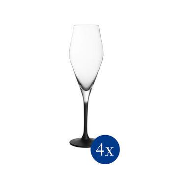 Manufacture Rock kieliszek do szampana, 4 szt., 260 ml